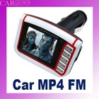 1.8 inch Car mp4 Car FM Transmitter for radio station