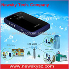 Portable usb 4g 3g wifi router con slot per sim card, Wifi Sim card router---DM7280R