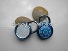 AJF 45mm round combination padlock