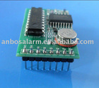 Wireless RF module receiver for 315MHz 433.92MHz rf machine