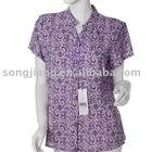 2011 latest women summer blouse