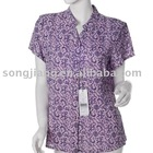 2011 latest women summer blouse
