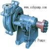 Wear-resisting centrifugal ash slurry pump, pump for slurry