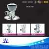 china Brass SS filter angle valve/angle stop valve
