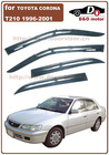 for TOYOTA CORONA T210 1996-2001 rain guard
