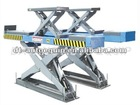auto lift hydraulic hoist scissor lift wheel alignment CE