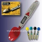 fixed digital spoon scale with metal handle at competitive price from direct manufacturer