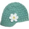 Funny Newborn Cotton Crochet Beanie Hat Pattern ( 81280-2)