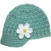 Funny Newborn Cotton Crochet Beanie Hat Pattern ( 81280-2)