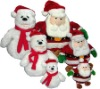 Hot selling Christmas Pet Plush Toy