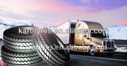 ALL STEEL radial tyres 12.00R20 dongfeng brand