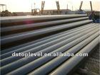 ASTM A106/A53 GrB/API 5L GrB carbon steel seamless pipe