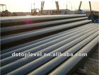 ASTM A106/A53 GrB/API 5L GrB carbon steel seamless pipe