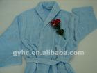 100 cotton bath towel robe for men