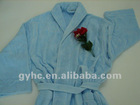 100 cotton bath towel robe for men
