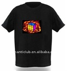 2011 New style Electronic Music T-shirt for christmas gift