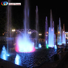 Program Control Stainless Steel Fountain Water Feature Fountains
