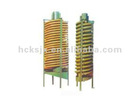 Coal separator/ Spiral chute/Spiral separator,gold mining equipment