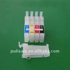 Empty CISS compatible refillable ink cartridge L731-M05