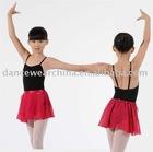 4363 Chiffon Short Wrap Skirt (Ballet Skirt)