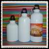 sublimation aluminium sports bottle Hot sale!
