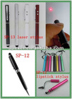 Capacitive Stylus, stylus touch pen for iphone,ipad,tablet and smartphone