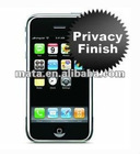 For IPhone 4 High Quality Clear Screen Protector,Cell Phone Accessory,Screen Film