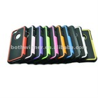 3 parts PC silicon case for iphone 5