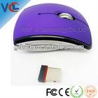 2.4G Mini wireless folding mouse