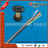 Solid copper fire alarm cable