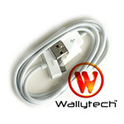 Wallytech WIA-030 USB Sync Download Data Cable for iPhone for iPad accessories