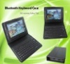 Wireless Bluetooth Keyboard Case for Samsung Tablet PC