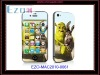 Durable color skin sticker for iphone4