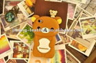 2012 very funny animal bear shaped phone cases for i4s 05