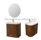 FSC certificated European Design Plywood Bathroom Furniture/cabinet