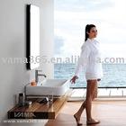 VAMA/ Simple Hanging Solid Wood Bath Suite/ V-10202