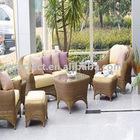 2011 new Leisure and unique garden set outdoor rattan furniture PR-022
