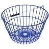 Blue wire egg basket