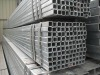 A36 ERW Galvanized Square Steel Hollow Pipe