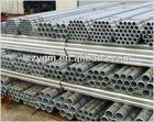 galvanized & black steel pipe