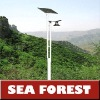 (Hot) Solar Street Light 30w 6 hours 5 wet days DC light