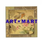 Decorative Wall Plaque, Double Layer Wall Plaque, Decorative Wall Birds Plaques