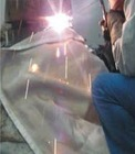 welding and cutting blanket