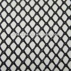 poly diamond mesh fabric for bags