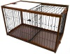 indoor folding wire pet cage
