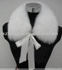 Fashion accessories fox fur collar