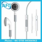 Factory directly supply!!!earphone for Apple iphone4 4s 5g,for Samsung galax s1 s2 s3,for ipad 2 3 iPod touch