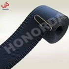 3.8cm dark blue polyester belts for bags, polylon webbing
