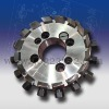 CNC combined profile cutter ,gear hob,cutting head