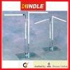 Adjustable Metal Apparel fixtures